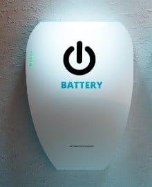 thuisbatterij huis
