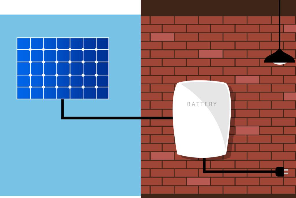 zonne-energie-opslaan
